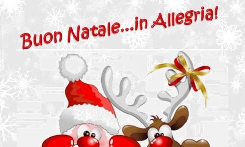 Buon Natale... in allegria!