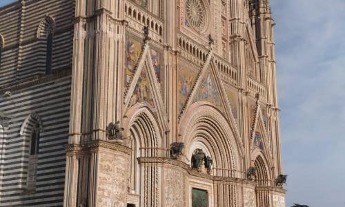 Viaggio d'istruzione in Umbria - classi VA e VB - a.s. 2018/2019