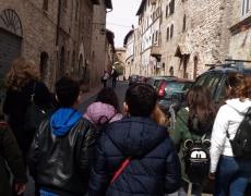 Assisi - centro storico