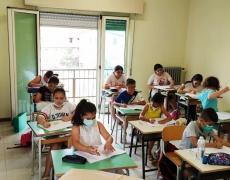 CLASSE TERZA/QUARTA/QUINTA
